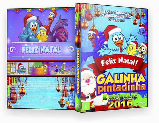 Download Especial De Natal Galinha Pintadinha DVD-R IC GALINHA PINTADINHA ESPECIAL DE NATAL