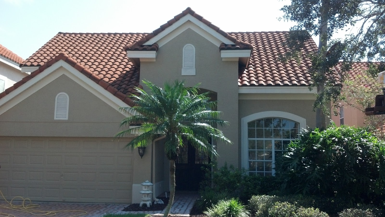 Roof Tile Tile Roof Cleaning Tampa