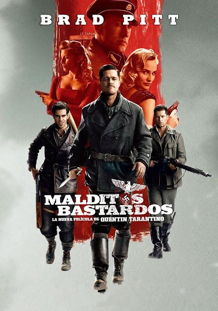 Malditos bastardos, 2009, Quentin Tarantino
