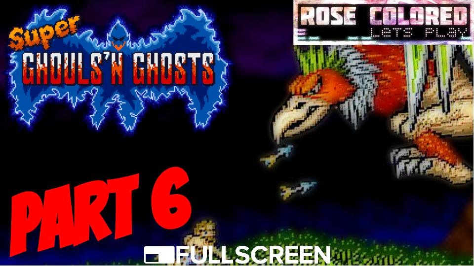 Super Ghouls'n Ghosts is the third game in the Ghosts'n Goblins video game series by Capcom