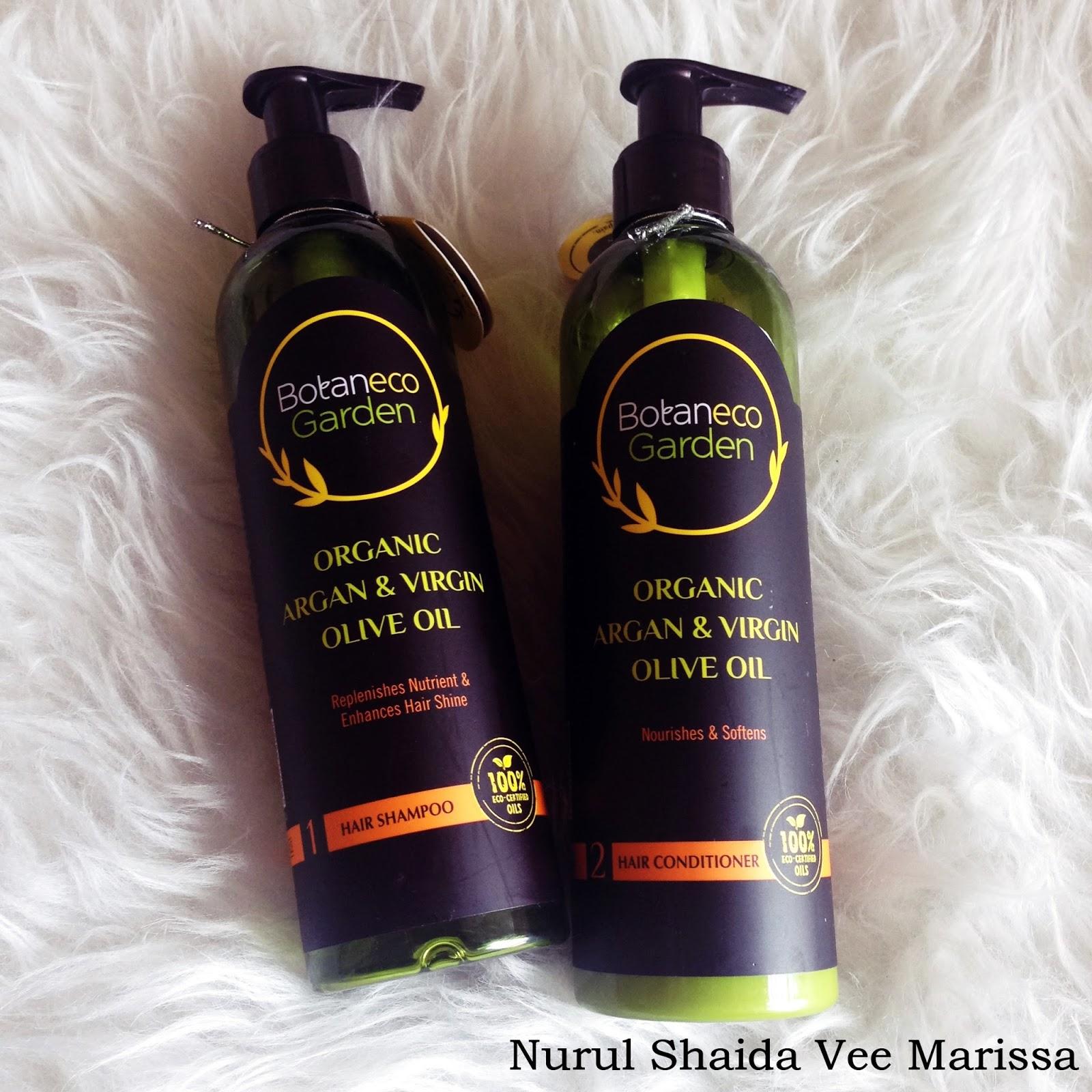Product Review: Botaneco Garden Organic Argan & Virgin ...
