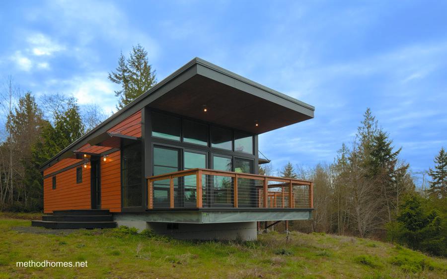 Arquitectura de casas las viviendas prefabricadas y su - Casas prefabricadas ecologicas ...