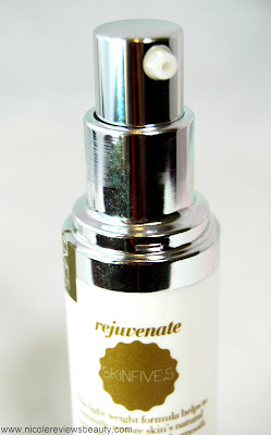 SkinFive.5 Rejuvenate Hydrating Serum