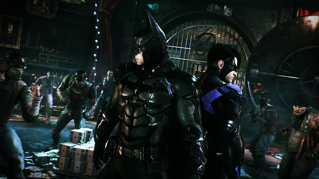Batman : Arkham Knight Screenshot 2