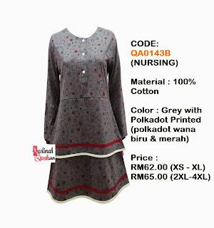 T-Shirt-Muslimah-Qaseh-QA0143B