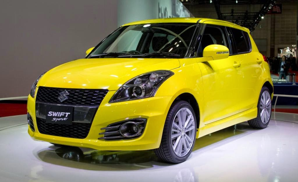 Gambar Suzuki Swift 2015