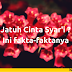 Jatuh Cinta Syariah, Ini Fakta-Faktanya