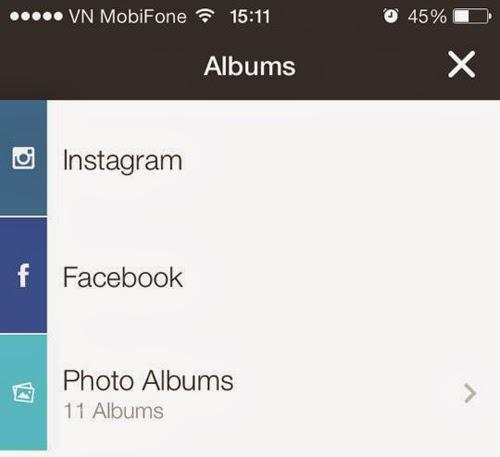 Tạo video nhìn lại năm 2013 bằng ứng dụng hot trên iPhone