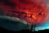 Atividade do Vulcão Puyehue