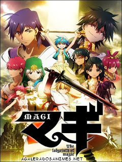 Magi the labyrinth of magic episódios online legendados assistir online