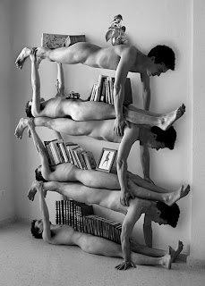 naked bookshelf guys