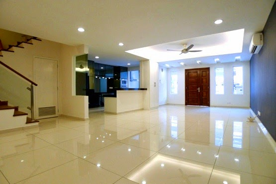 FOR SALE: A brand new 3-storey Townhouse situated in the established ...