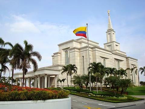 Ecuador LDS Temple