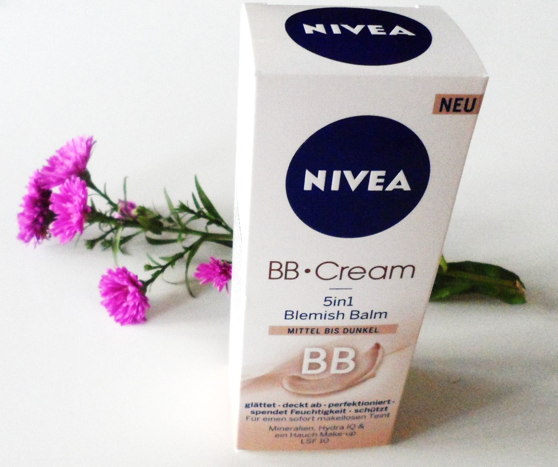 josefine 21 test blog nivea neu bb cream 5in1 blemish balm. Black Bedroom Furniture Sets. Home Design Ideas