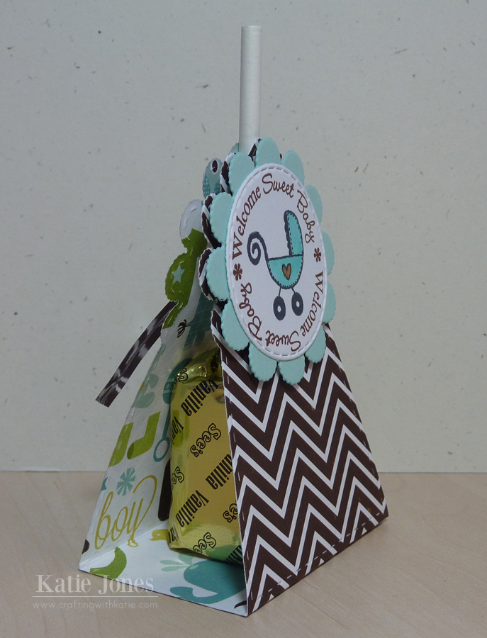 Crafting With Katie Baby Shower Favors