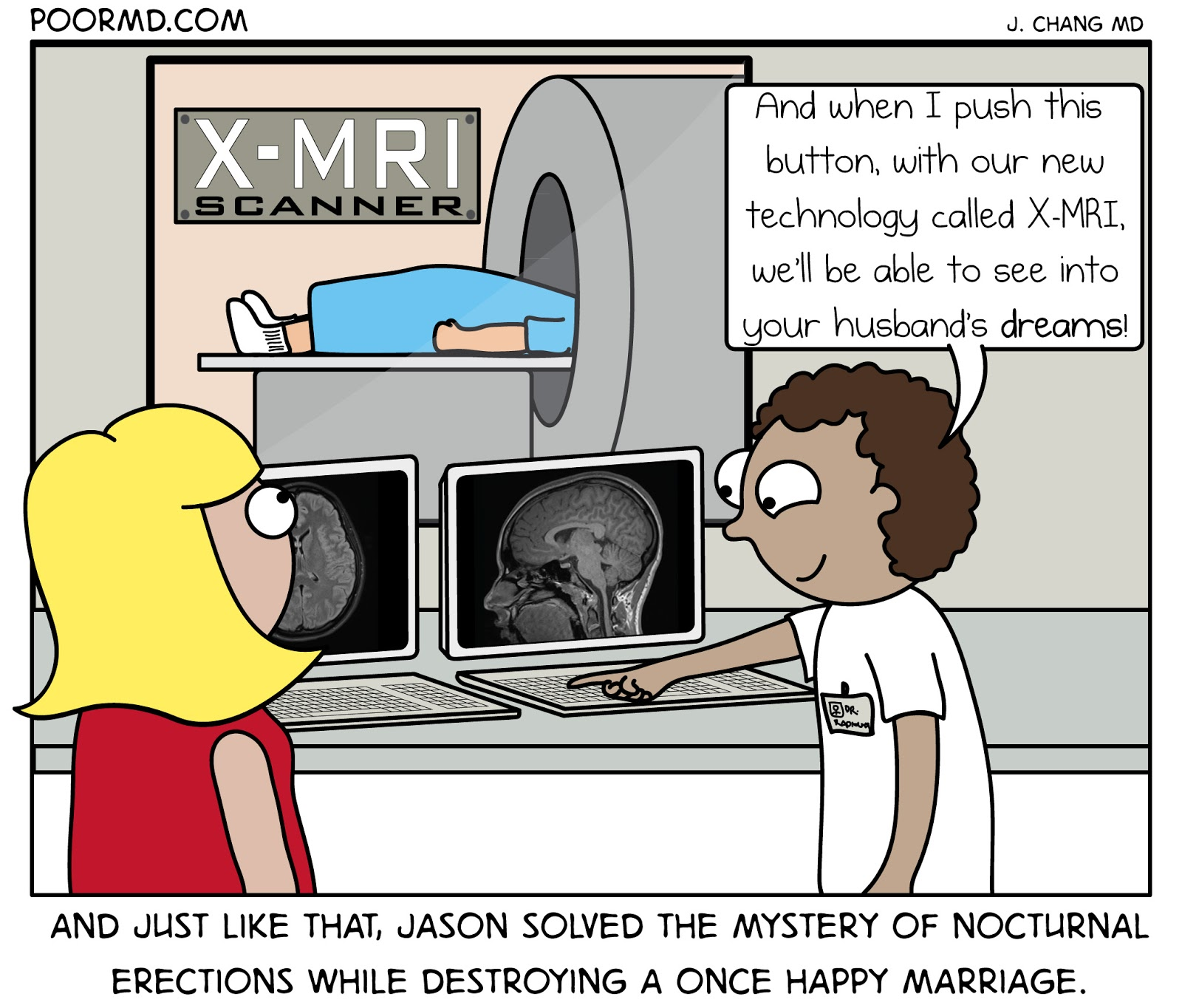 The 5 Most Popular Radiology Comics of 2014 | Physicians Practice