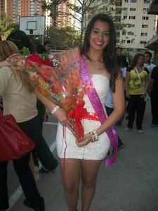Madrina Juegos Intercursos 2012-2013
