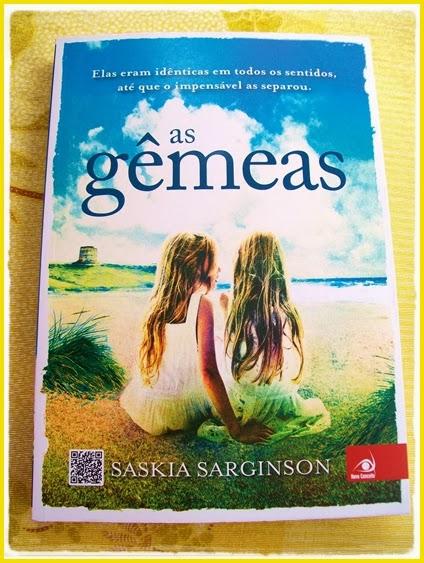 As Gêmeas - Saskia Sarginson