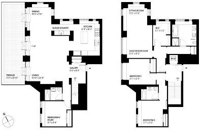 Floor Plan Garage further Ranch House Plans With Cost To Build besides Shotgun Floorplans further Cypress Ranch together with Cape Cod House Plans With 4 Bedrooms. on three bedroom duplex apartment plans