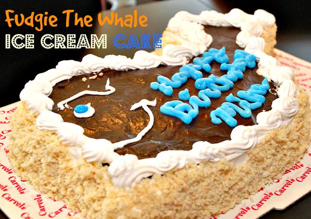 ice cream cake, signature cake