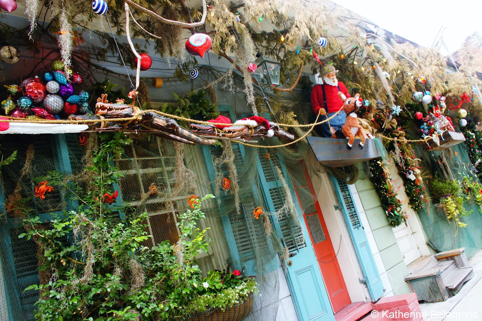 5 reasons to celebrate the holidays in new orleans for New christmas decorations