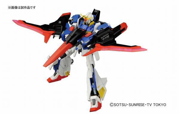 HGBF Lightning Zeta Gundam official image 04