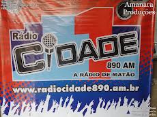 Rádio Cidade AM – Matão/SP