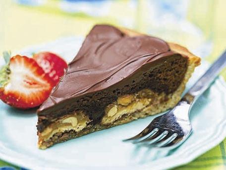 blondie brownie  pie