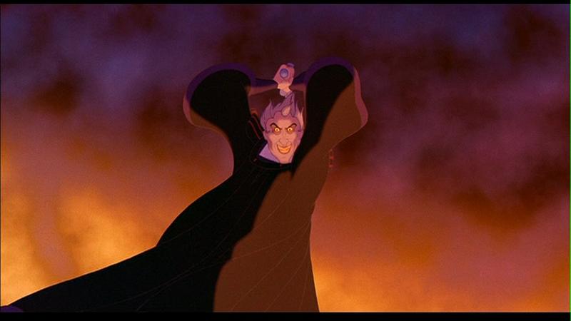 Authorquest Analyzing The Disney Villains Claude Frollo