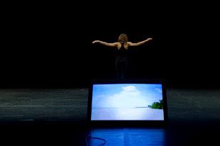 """16 marzo 2012 Cristina Rizzo """"Inviible piece"""""""