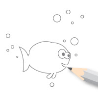 Творческий конкурс от позитивных рыб