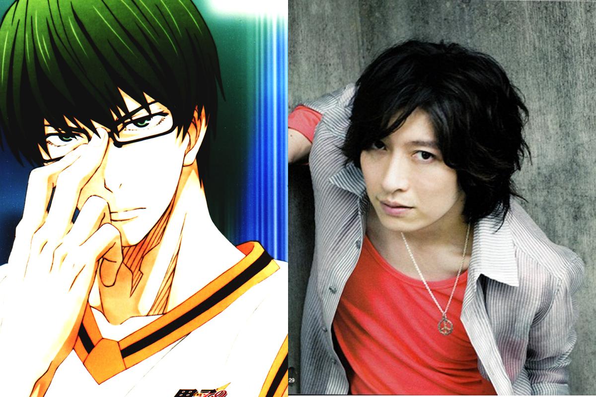 Daisuke Ono sebagai Shintaro Midorima
