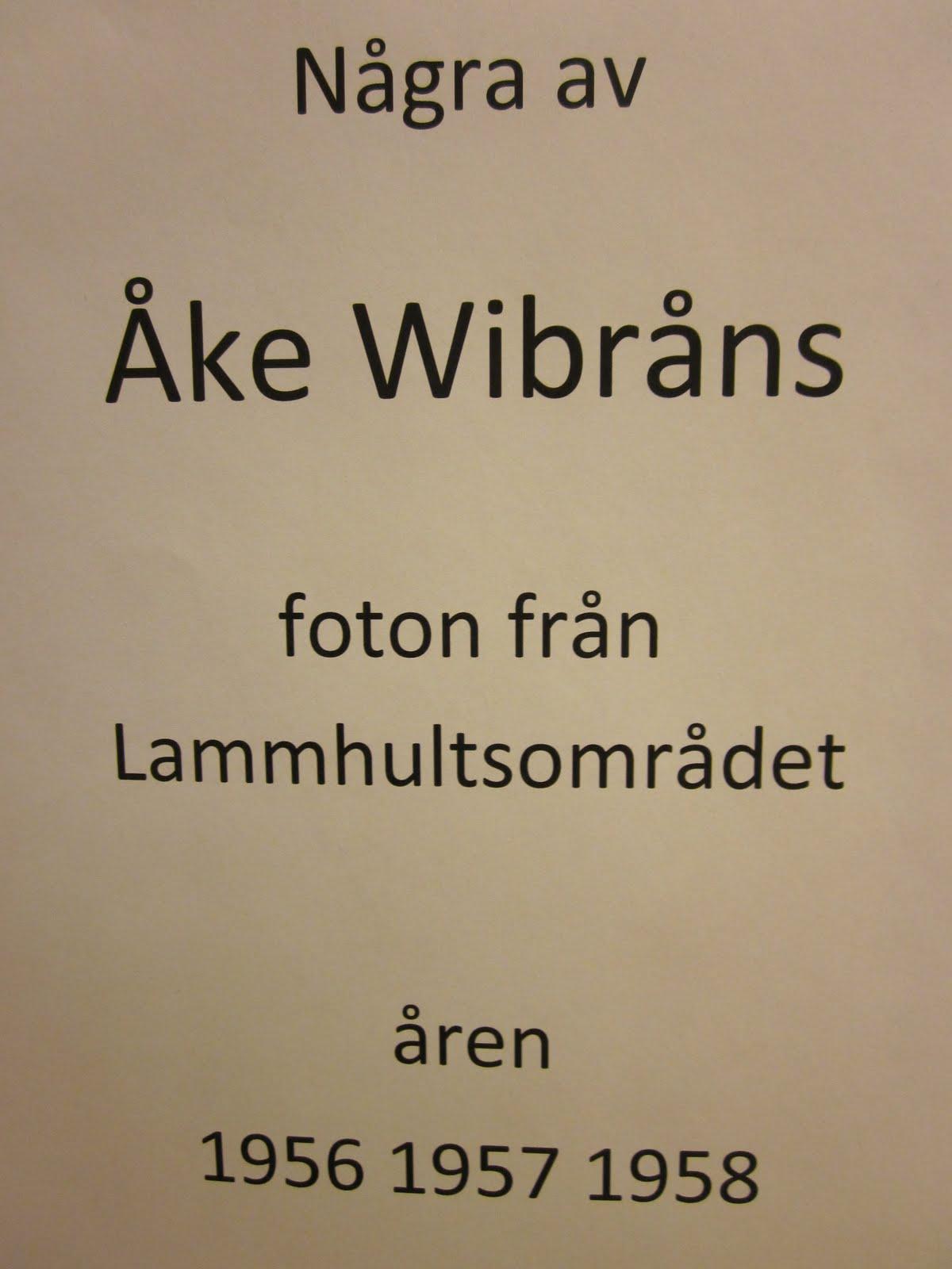 Art by Ninnieåke Wibråns bilder från förr