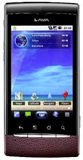 Lava S12 Android 3G Phone