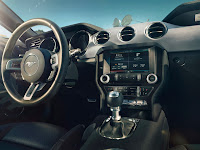 2015 Ford Mustang Stills steering interior