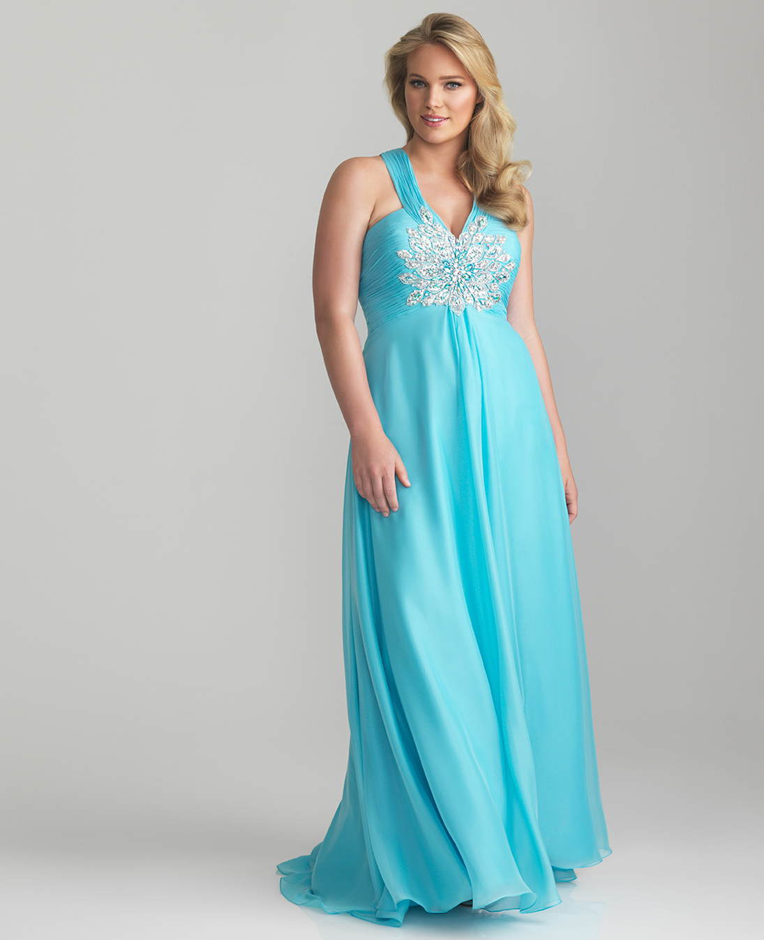 WhiteAzalea Plus Size Dresses: Modest Plus Size Prom Dresses