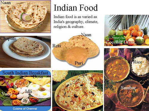Different recepies for About indian cuisine