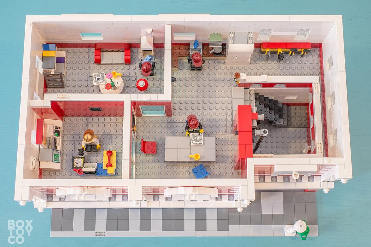 Lego House Plans Amusing Lego House Plans Images Best Image Engine Freezokaus