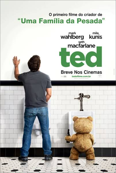 Filme Poster Ted TS XviD Dual Audio & RMVB Dublado