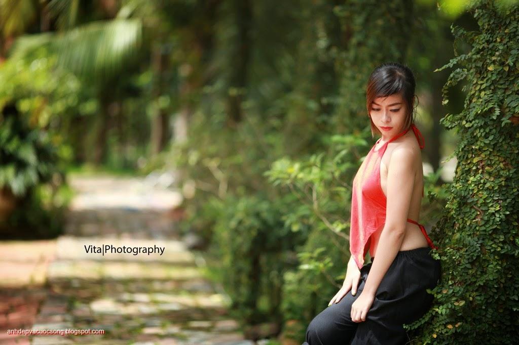 Mong Manh Yếm Đào 8