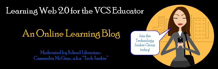 Learning Web 2.0 for VCS Educators