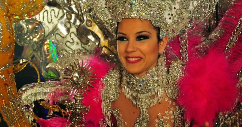 La reina del carnaval coraima falc n nueva pretendienta en mhyv - Gran canaria tv com ...