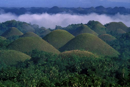 Hd Wallpapers Collection Chocolate Hills Philippines
