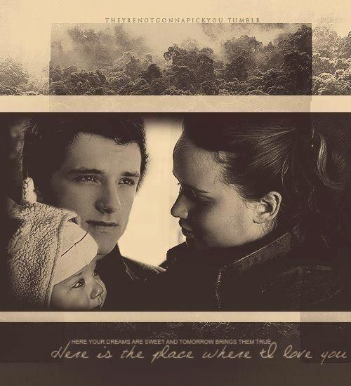 Katniss And Peeta Mockingjay Ending