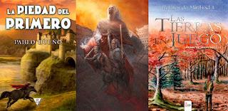 Sagas fantasía épica recomendadas