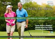 GREEN FEE MIXTO