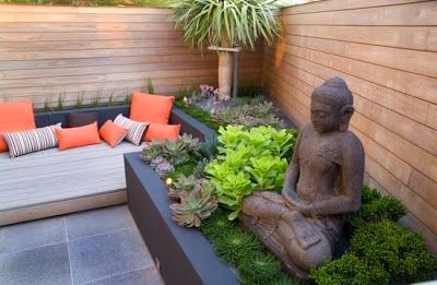Chab 39 blog chab 39 d co am nager une terrasse zen for Jardin zen exterior