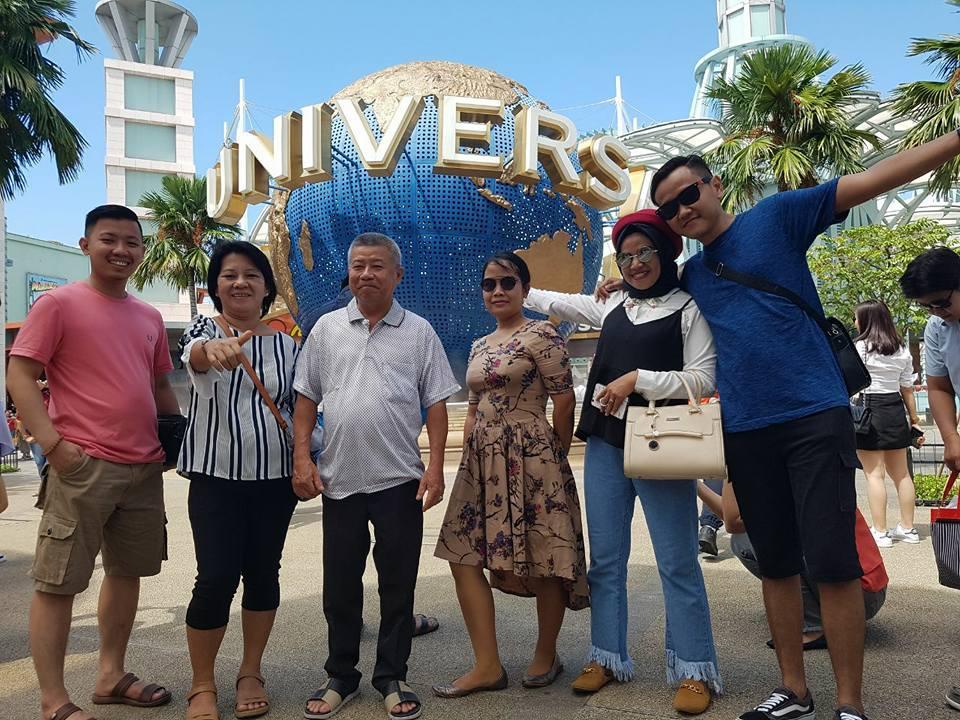 OPEN TRIP SINGAPORE 19-21 AGT 2017