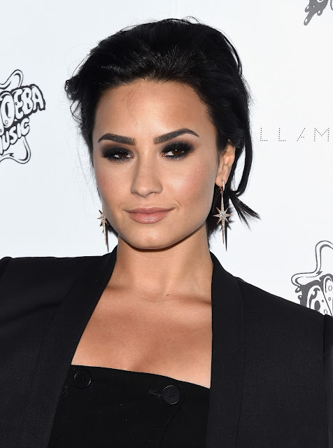 Actress, Singer, Model, @ Demi Lovato - Stella McCartney Autumn Presentation in Los Angeles