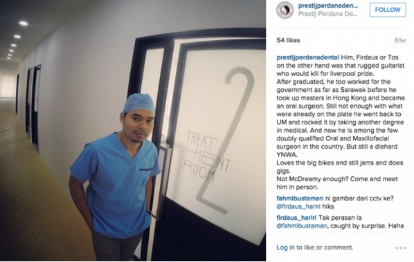 Klinik gigi terbaik di Kota Damansara